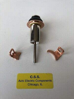 DENSO STARTER SOLENOID REPAIR KIT CONTACTS PLUNGER for 228000-8800,228000-8810