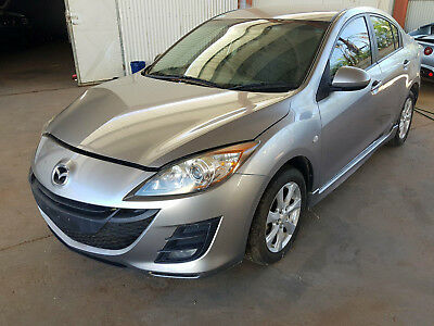 2010 MAZDA 3 MAXX SPORT BL 52K ONLY Auto ALLOYS MY10 LIGHT DAMAGED REPAIR
