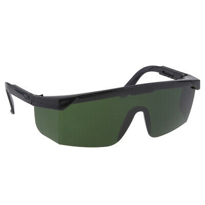 1pc Welding Goggles Glasses Safety Glasses Step Welding Goggles Dark green