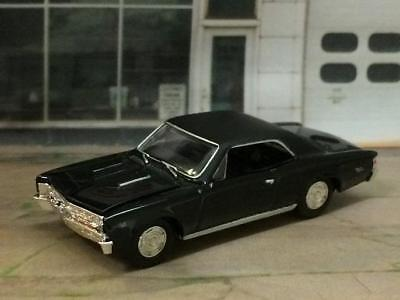 1967 67 Chevrolet Chevelle SS V-8 Super Sport 1/64 Scale Limited Edition Z6