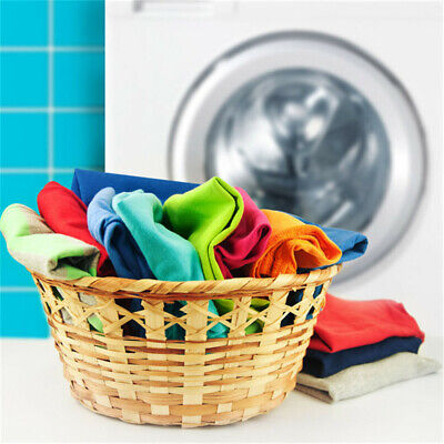 5pcs Reusable Laundry Wash Machine Dryer Balls Tumble Clothes Fabric Softener D