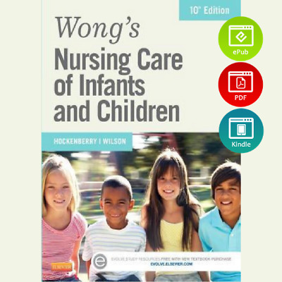 Wong's Nursing Care of Infants and Children 10th Edition (eBooᴋs, PDF)