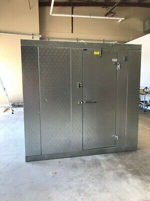 Norlake 10X8X7.5 Nor-Lake Fast Trak Walk In Freezer w/ Remote Condenser