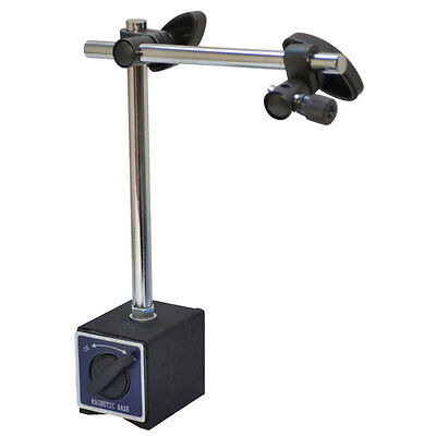 Dial Indicator Holder Magnetic Base 170 Lbs Capacity On/OFF