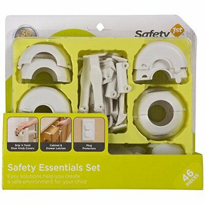 Safety 1st Essentials Childproofing Kit, 46 Pieces