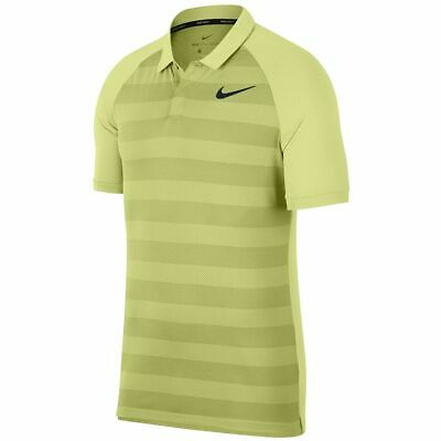 1749f004a8 Men's Nike Golf Zonal Cooling Mm Momentum Fly Stripe S/S Polo Shirt NEW MSRP
