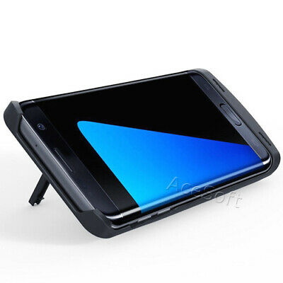 Battery Case For Samsung Galaxy S7 External Backup Cover Charger Rechargeable