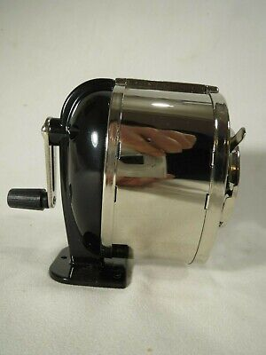 NEW Manual Pencil Sharpener Boston X Acto KS School Table or Wall Mount Stand *