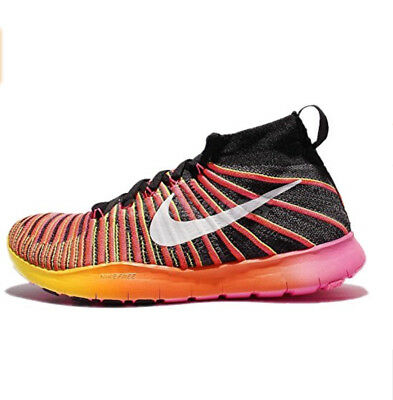 64a7512cc84e6 NIKE FREE RN Flyknit OC Olympic Color Size 11 (843430-999) Multi ...