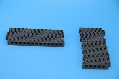 Lego Pair of Pink Shutters w holder Horse Stable Doors Knights Kingdom Castle