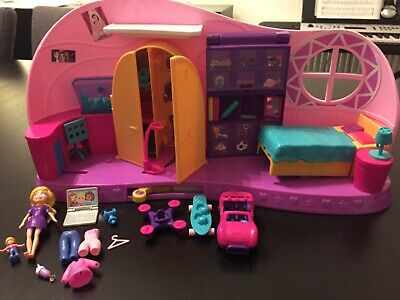 Polly PocketPolly's Go Tiny Playset, excellent condition