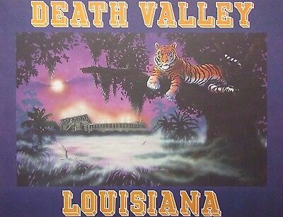 Death Valley Louisiana 18 x 23 (Signed)