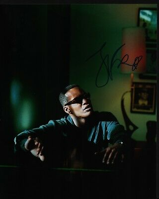 "JAMIE FOXX Hand Signed Autographed 8x10"" Photo w/COA - RAY - COLLATERAL"