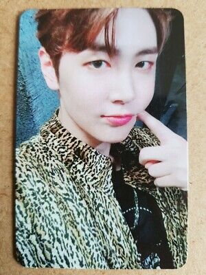 SF9  JAEYOON #1 Authentic Official PHOTOCARD [NARCISSUS] 6th Mini Album