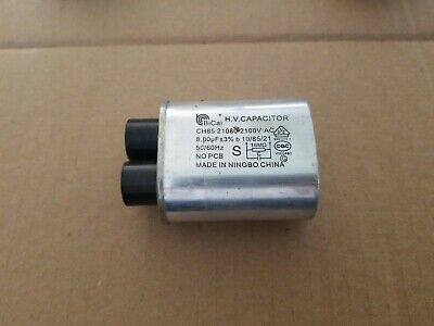 BiCai High Voltage Capacitor 0.80 uf Microwave Replacement Parts CH85.21080.2100