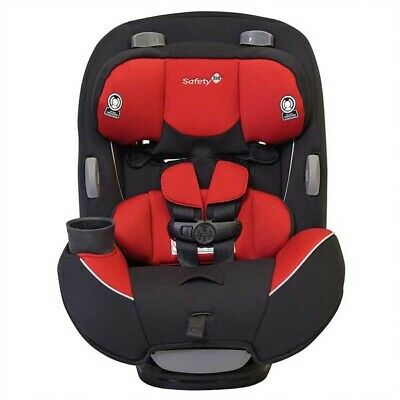 Safety 1st Grow & Go Sport  3-in-1 convertible car seat - Chilli Pepper
