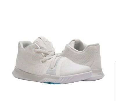 super popular a2a2e 2d494 NIKE KYRIE 3 TD III Summer Pack Kyrie Irving Ivory Toddler Baby Shoes  869984-101