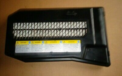 03-17 Porsche Cayenne Front Battery Box Cover Oem
