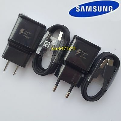 OEM Original Samsung Adaptive Fast Wall Charger For Galaxy S9/S9+/S8/S8+/Note8 9