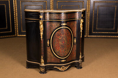 Original French Boulle Dresser Baroque Louis XV