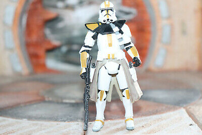 Clone Trooper 327th Star Corps Star Wars The 30th Anniversary Collection 2007