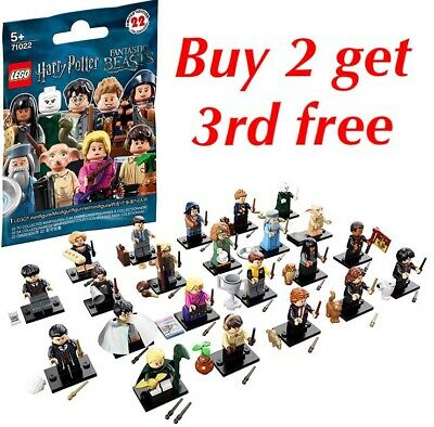 Lego Harry Potter Fantastic Beasts Minifigures 71022 GENUINE(choose your figure)