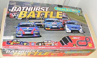 SCALEXTRIC - 2 sets and 7 cars! - $29 00 | PicClick AU