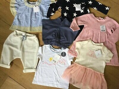 Next,  Baby Girl Clothes Brand New With Tags 3-6 Months