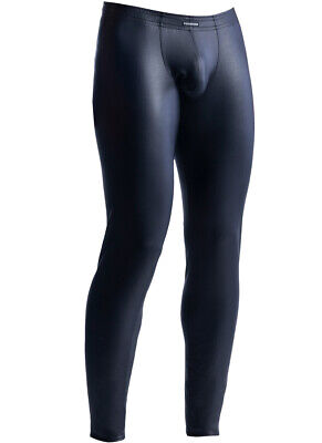 MANSTORE M510 - Tight Leggings - Latex Imitat Leggings - schwarz
