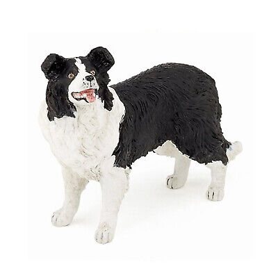 PAPO Dog Companions Toy - BORDER COLLIE 54008 - New with Tag