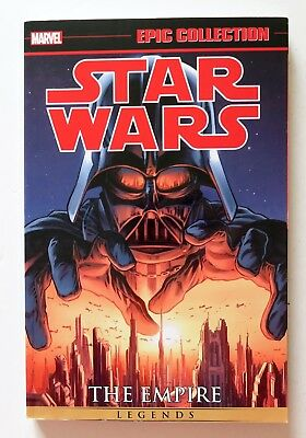 Star Wars The Empire Vol. 1 Marvel Epic Collection Graphic Novel Comic Book