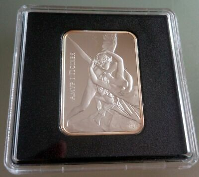 Belarus 2010, CUPID AND PSYCHE, Sculpture serie, 20 rubles, Silver