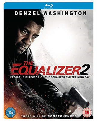 Equalizer 2 The BLU-RAY NUOVO