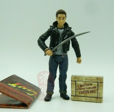 INDIANA JONES RAIDERS OF LOST ARK 3.75'' Mutt Wilams Figure Collect toy
