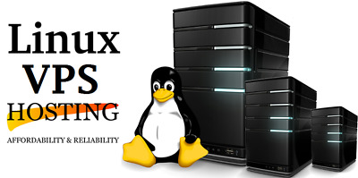 Virtual Private Server - Linux VPS - SSD 25GB For 1 Year