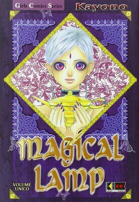 |182909| Magical Lamp (Kayono) [Italian Edition] New