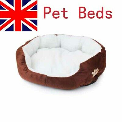 Large New Pet Dog Cat Bed Puppy Cushion House Soft Warm Kennel Dog Mat Blanket