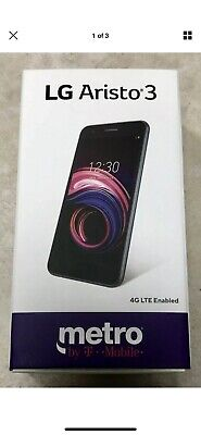 METROPCS NETWORK LG Aristo 3 metro by T-Mobile