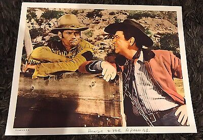 Robert Taylor HONDO & THE APACHES 1 int'l LC 67