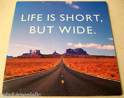 Life Is Short but Wide