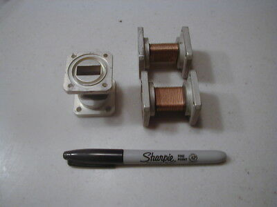 M-Band 10-15 GHz GHz Short Flexible Waveguide Section, NOS, WR-75.