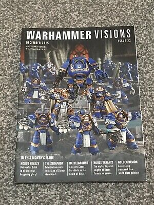 Warhammer Visions Issue 23