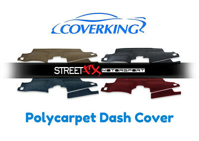 Coverking Polycotton Front Dash Cover for Chevy Astro