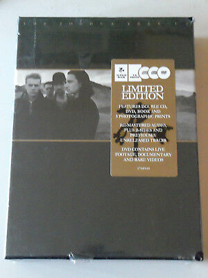 U2 - THE JOSHUA TREE - CD 2007 2 Discs + 1 Dvd Universal RARE NEW AND SEALED