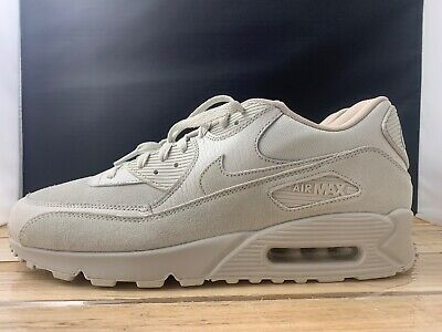 NIKE AIR MAX 90 Premium Tonal Colors 700155 013 Light Bone