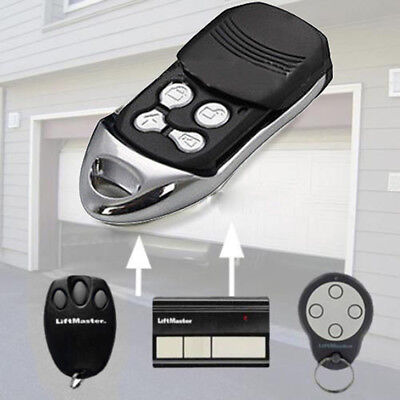 Universal 4 Buttons Gate Garage Door Opener Remote Control 315 MHZ Self-CCoding