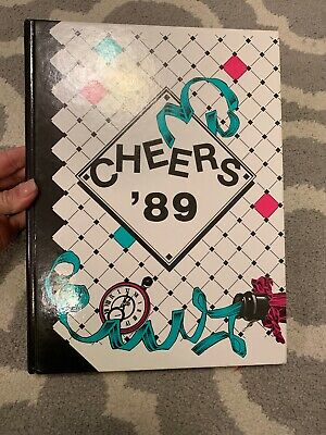 Montana State University Montanan Yearbook 1989 Cheers '89 Amazing Condition! A5