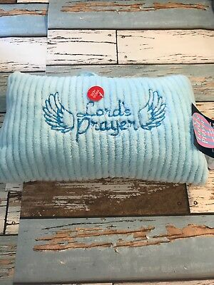 Brand New Small Lord's Prayer Pillow- Great for Nursery Decor