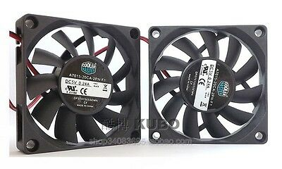 NEW Notebook Cooling Pad Fan CoolerMaster A7015-20CA-2PN-F1 USB Interface 70mm