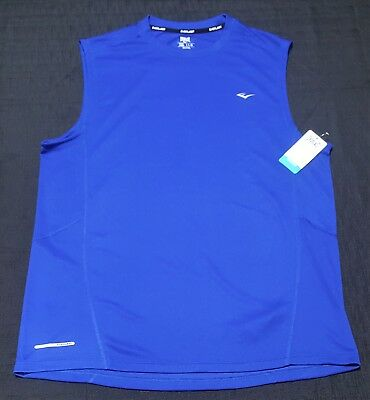 16b0a25fd980a Everlast Sport Men s Athletic Training Tank Top size Large Athletic fit blue